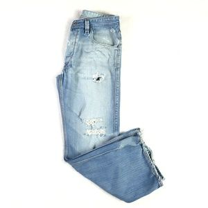 Diesel Industry Mens Distressed Jeans Size 30 x 28